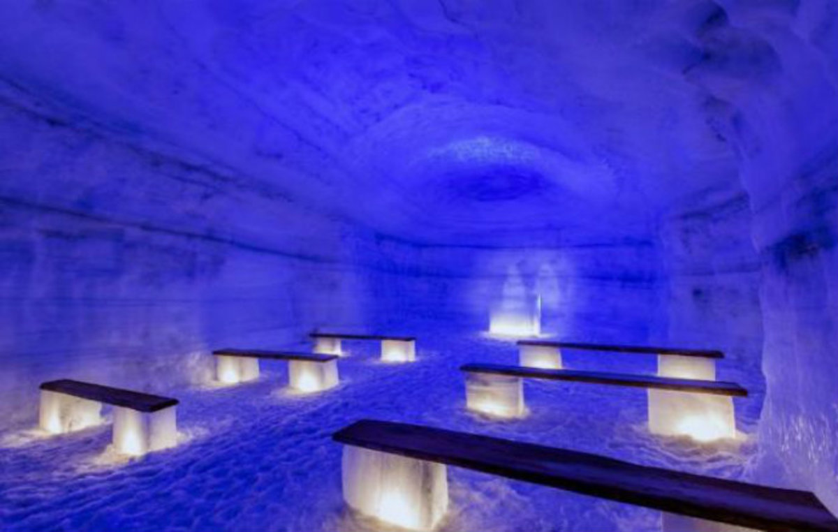 The World's First Party In A Glacier Is Happening This Summer (Video)