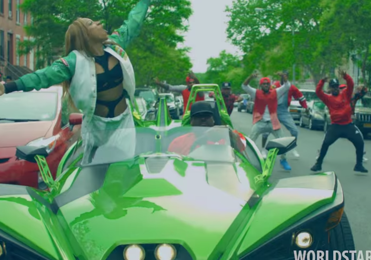 "Lil Mama Released A Video About ""Sausage"" And It Will Make You Hate Modern Music"