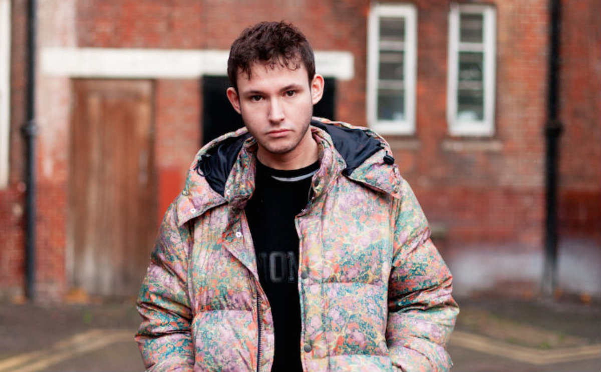 """Hudson Mohawke: """"I Had Literally Opened A Whole Inside Of My Mouth"""""""