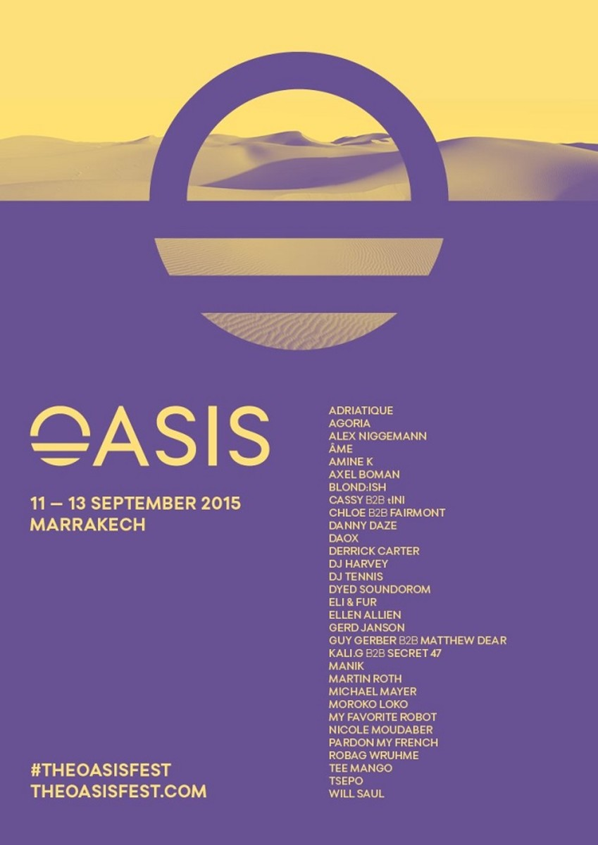 Dance in Morocco at Oasis Festival This September