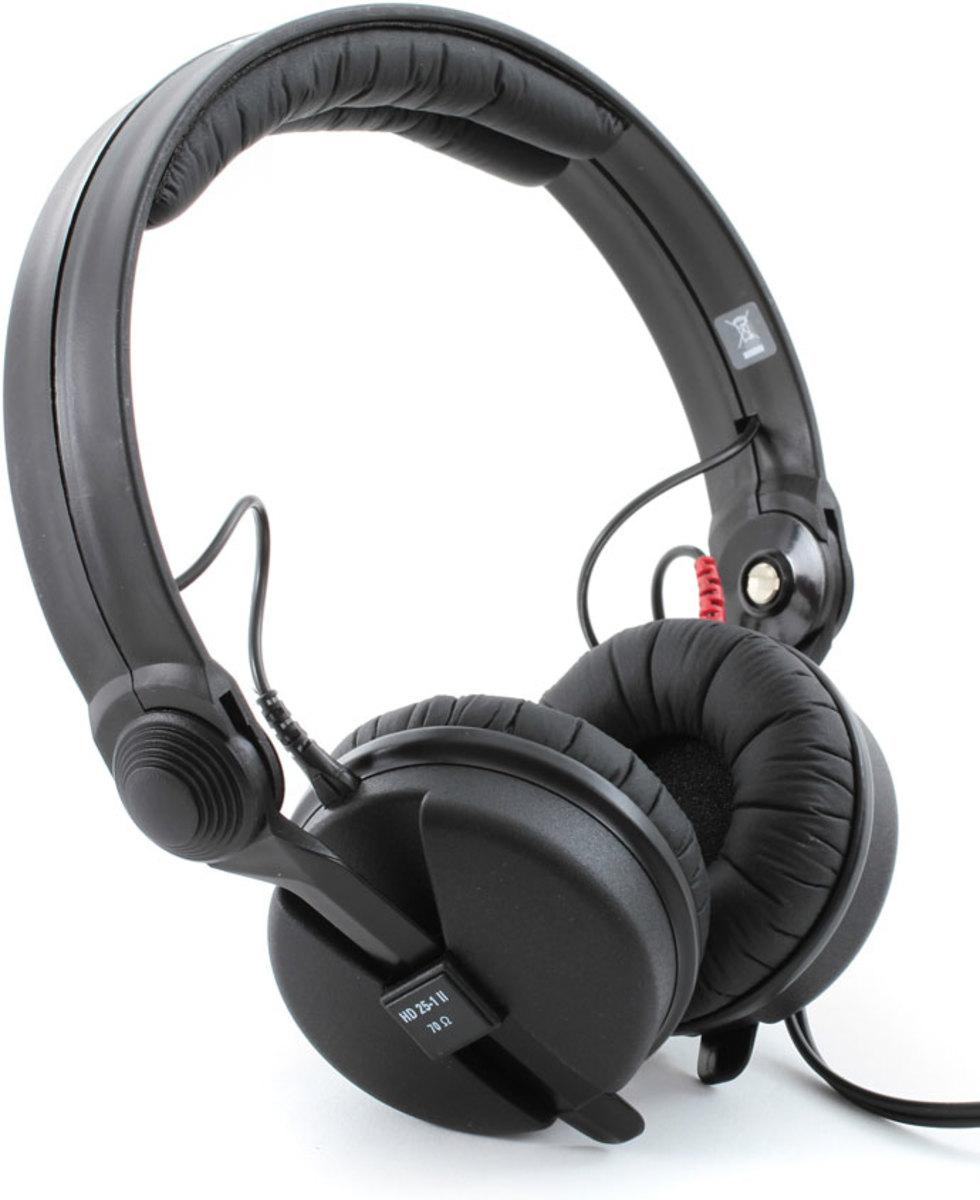 Gear Review: The Sennheiser HD 25-1 II Professional Monitoring Headphones