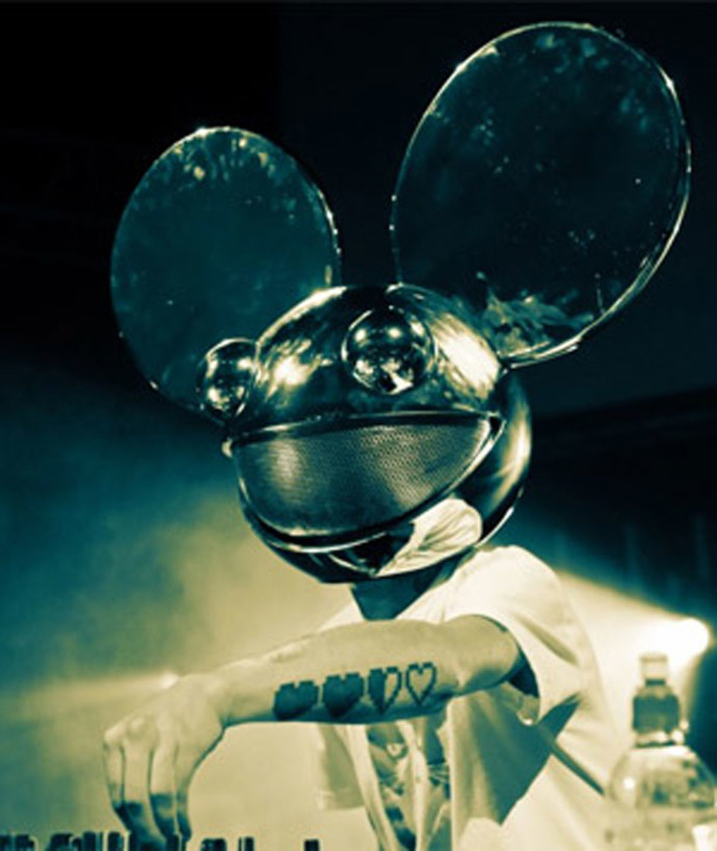 deadmau5 and Disney Settle Their Differences