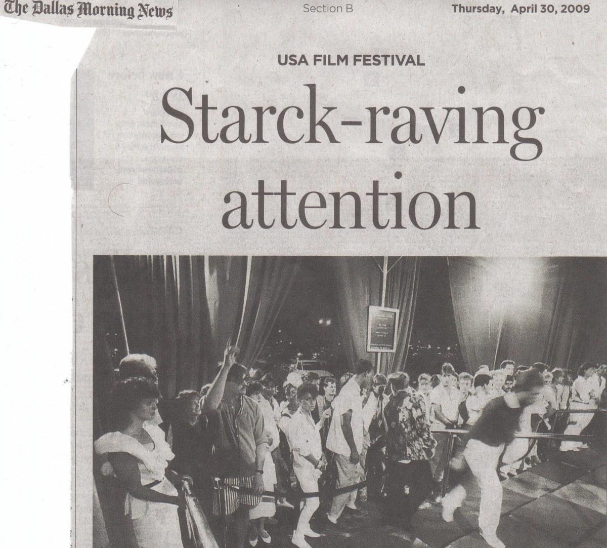 starck headline