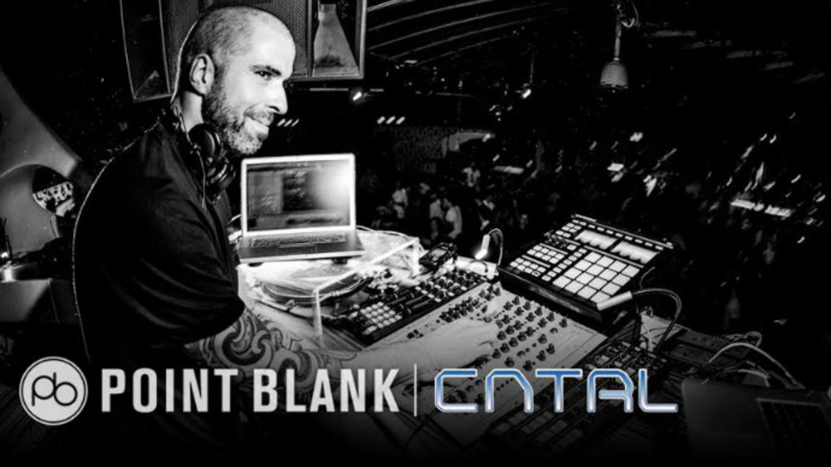 Chris Liebing Gives DJ Advice From Richie Hawtin's CNTRL Tour