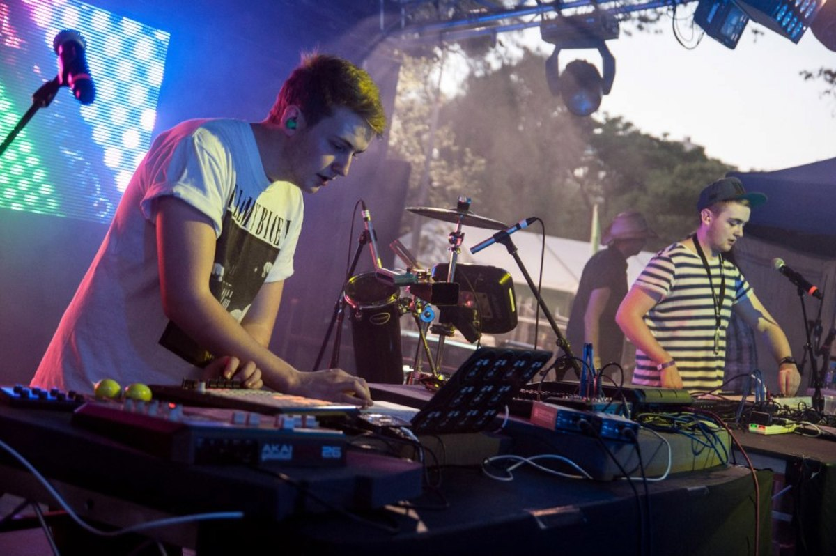 Disclosure And Flume Are Throwing A Rave Inside A Medieval Castle (Photos)