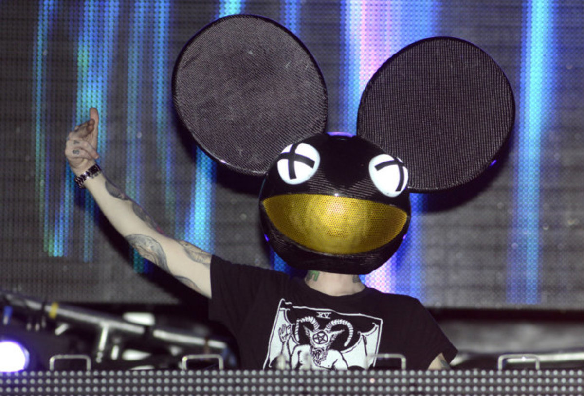deadmau5 Just Trolled Jack Ü And Justin Bieber Hard And It's Hilarious