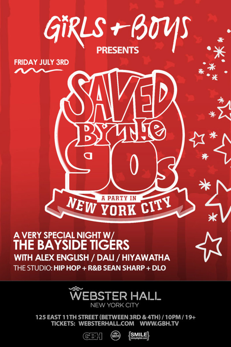 Event Spotlight: This Weekend In NYC at Webster Hall - Go Big For 4th Of July