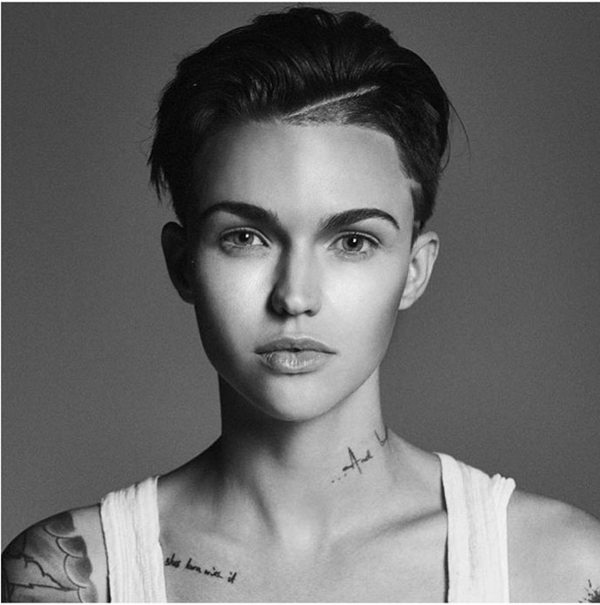 Ruby Rose nude photos 2019