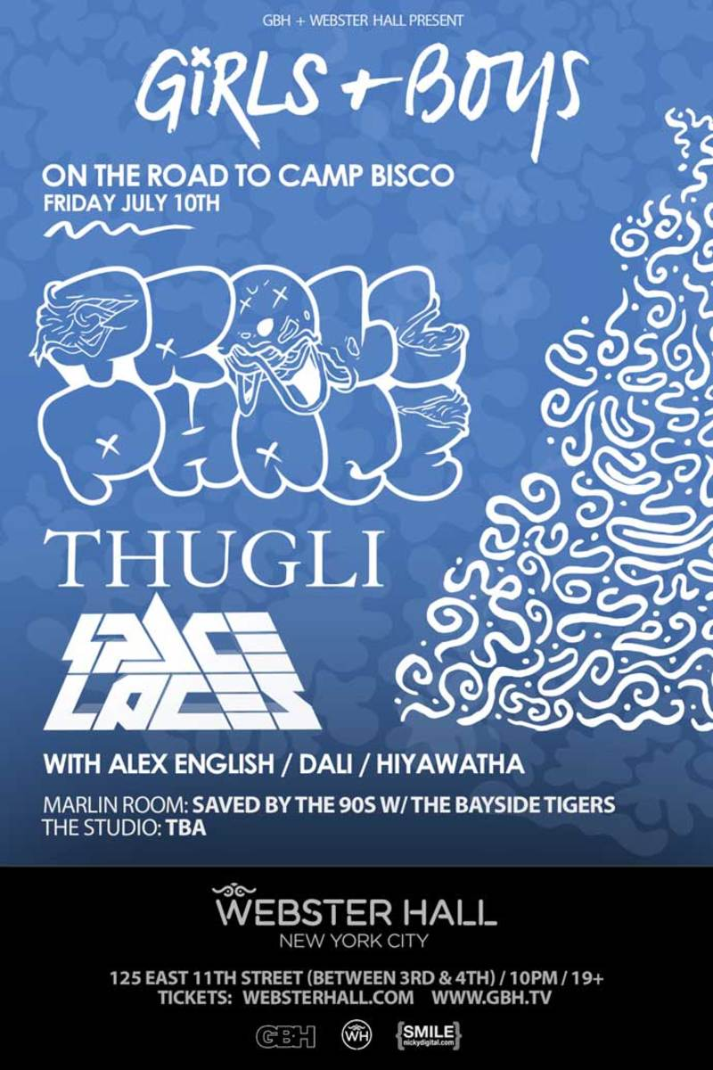Event Spotlight: This Weekend In NYC Webster Hall Keeps It Cool with Troll Phace And Sound Remedy