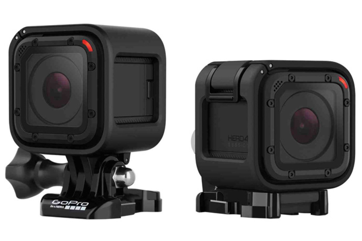 GoPro Launch Smallest Camera Yet: Hero4 Session