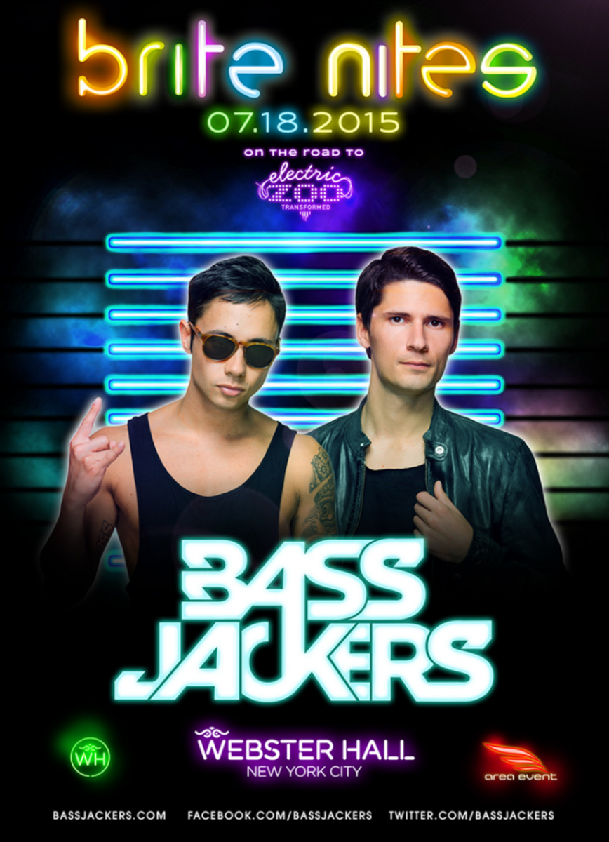 Event Spotlight: Webster Hall This Weekend With Spor and Bass Jackers
