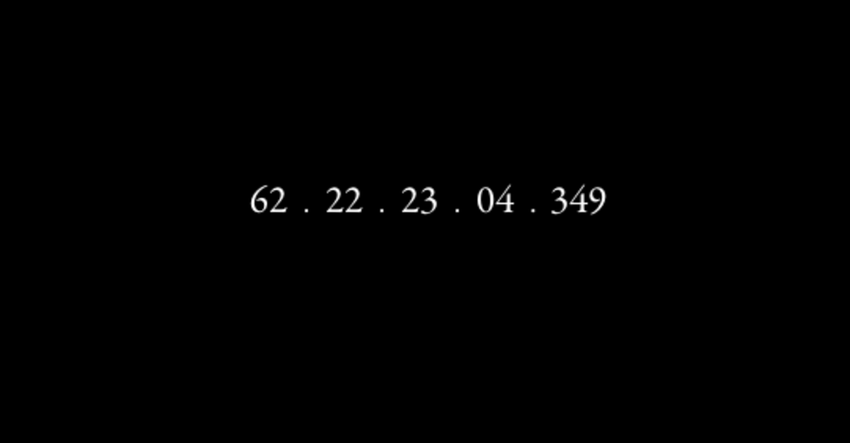 What In The Hell Is Happening On Gesaffelstein's Website?