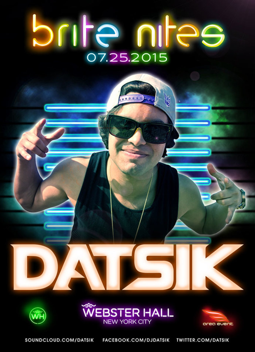 Event Spotlight: This Weekend At NYC Webster Hall Vanic and Datsik