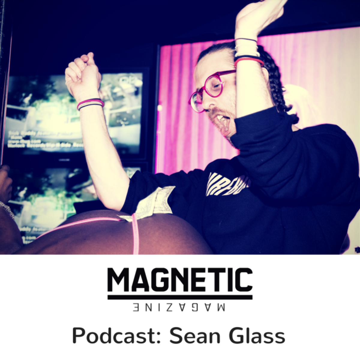 Magnetic Magazine Podcast: Sean Glass And The Politics Of Dancing