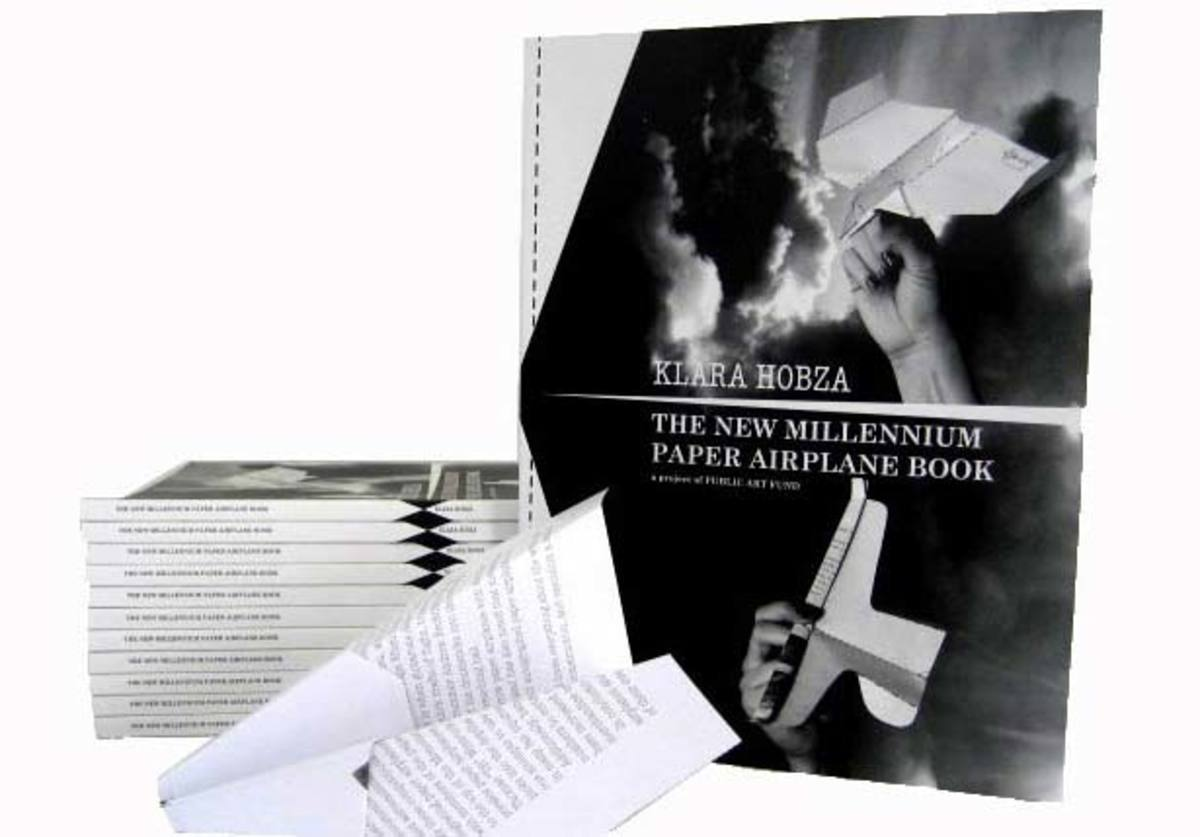 New-Millennium-Paper-Airplane-Book