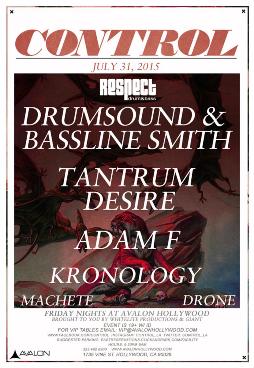 Drumsound&Bassline