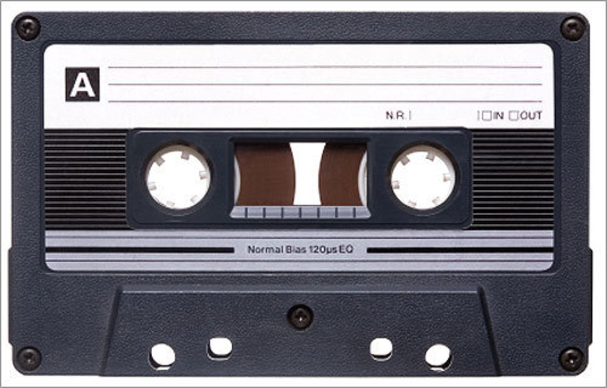 Marketing Tips For DJs And Producers: Create A Disruptive PR Strategy Cassette Tape