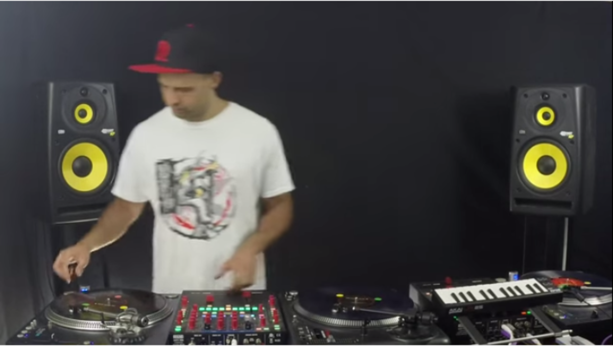 DMC Champ DJ Vekked Takes A Little Jab At EDM DJs
