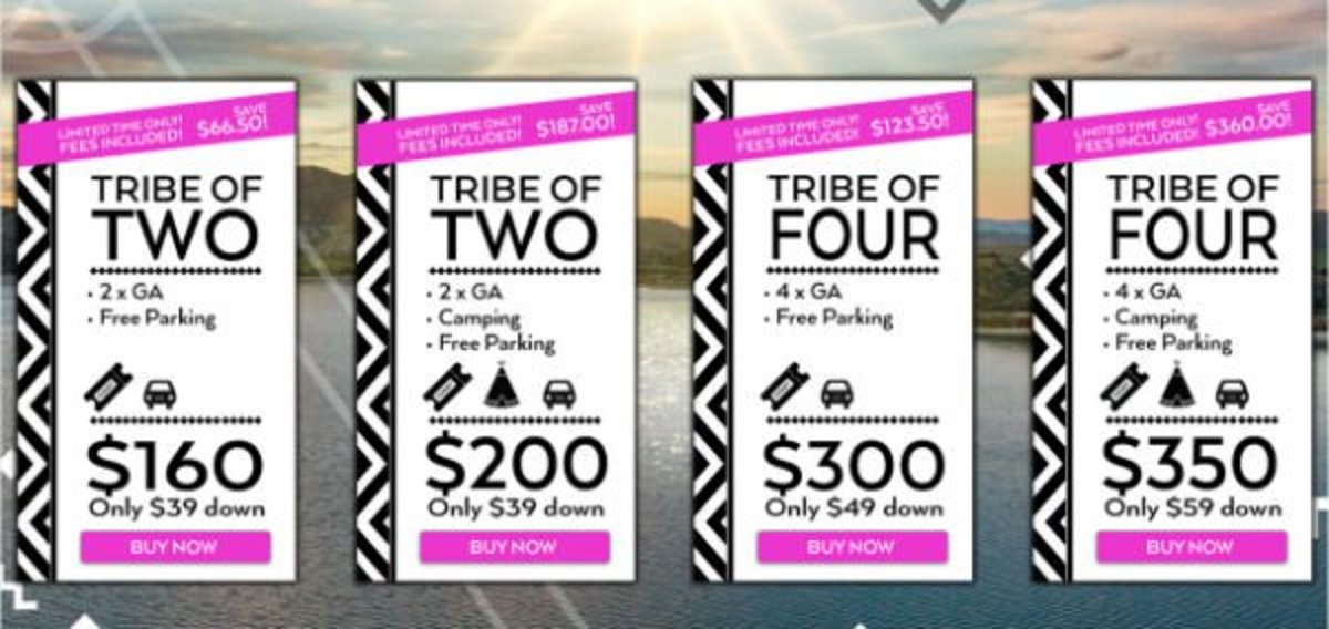 Southern California's One Tribe Festival Has Discounted Tickets - Get Them While There Hot