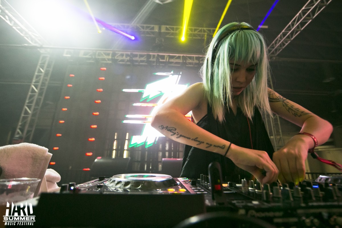 Mija at HARD Summer 2015