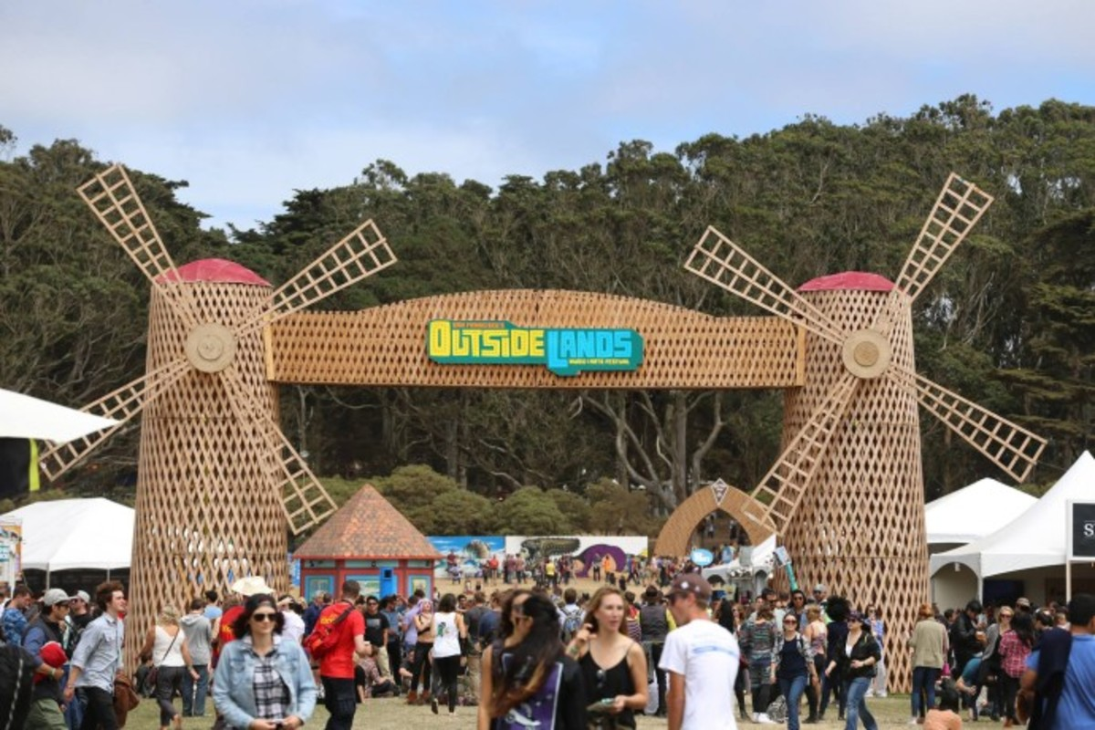 Ten Electronic-ish Artists of Outside Lands and Their Favorite Spots at the Festival