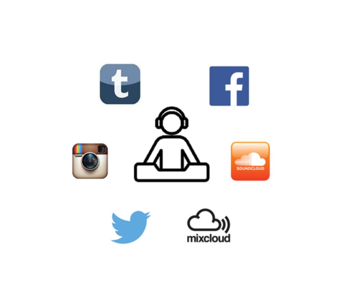 DJ Marketing: Social Media Tips