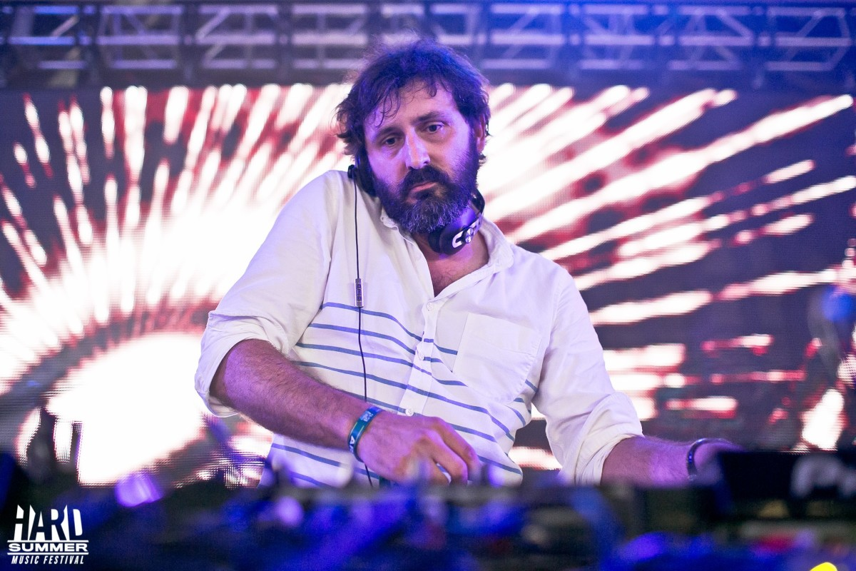 Mr Oizo at HARD Summer 2015