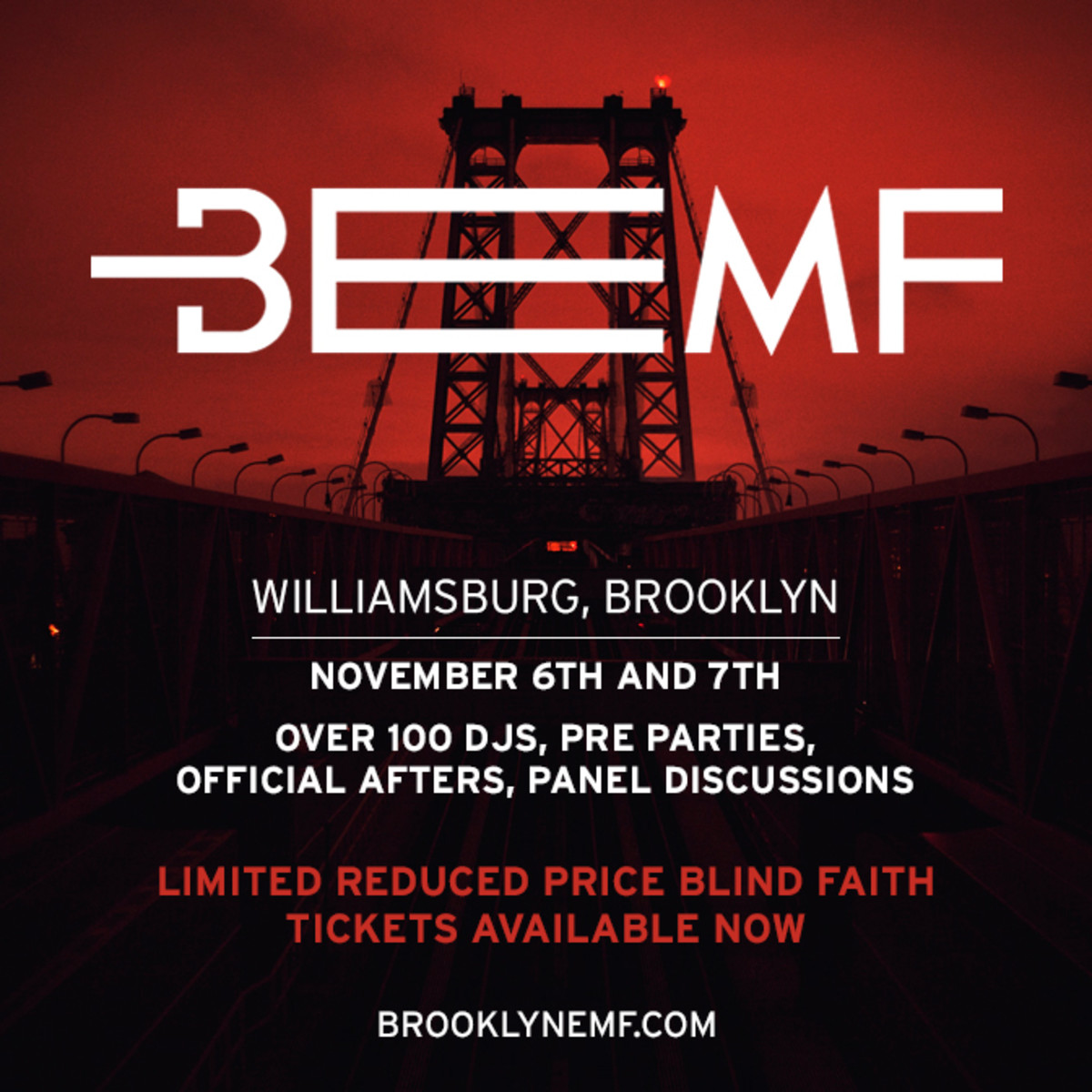 Brooklyn Electronic Music Festival BEMF