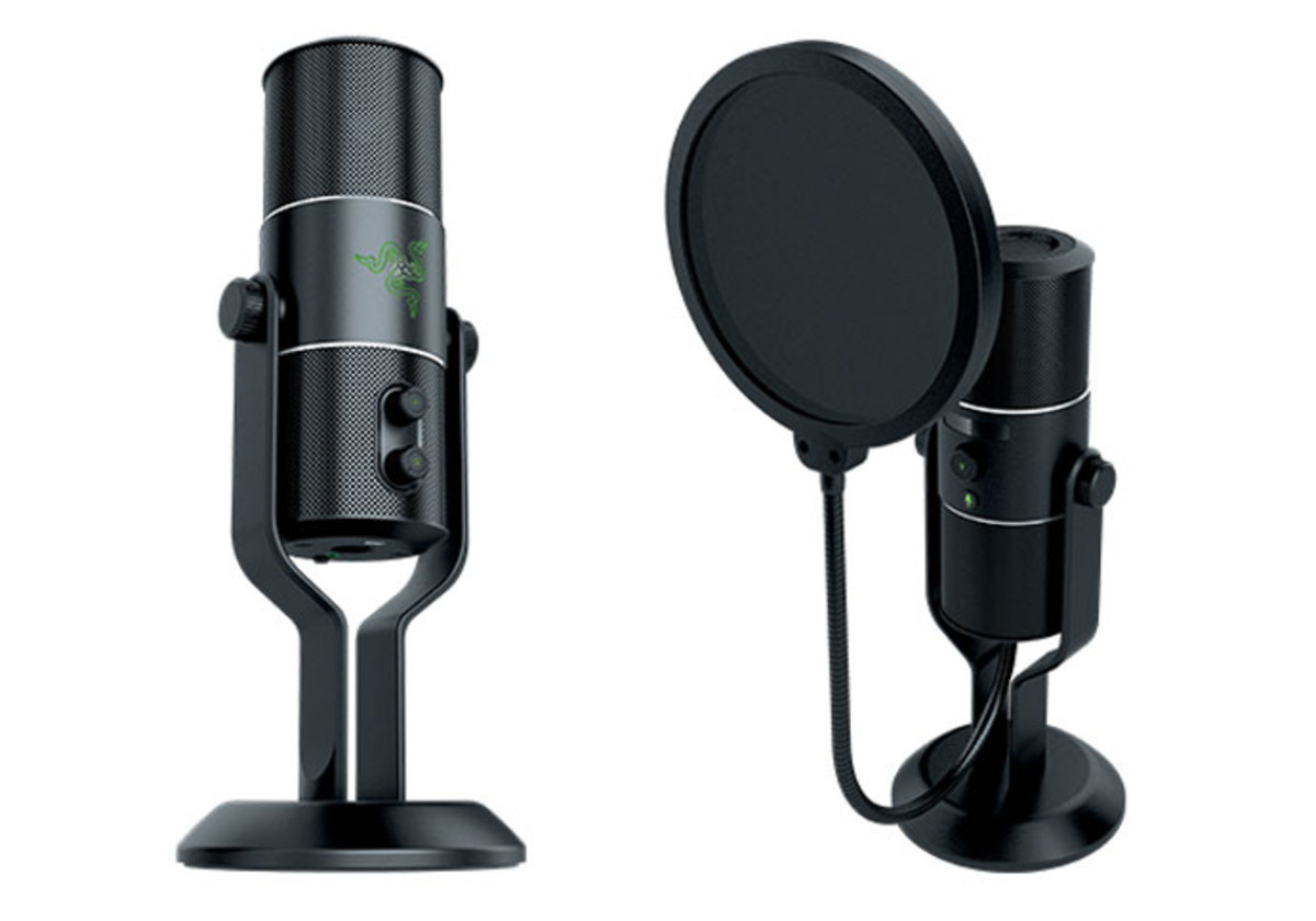 Is Razer's New Seiren Pro Microphone Right For You?