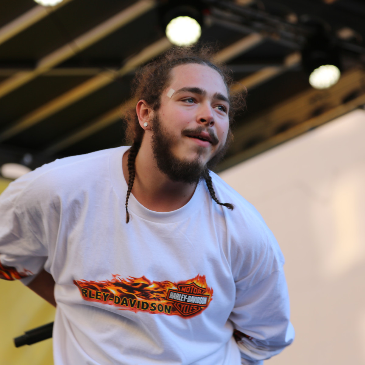 Post Malone (Photo by Grant Smith)