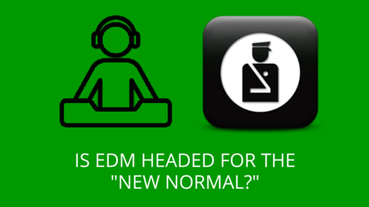 "Is EDM Heading For The ""New Normal?"""