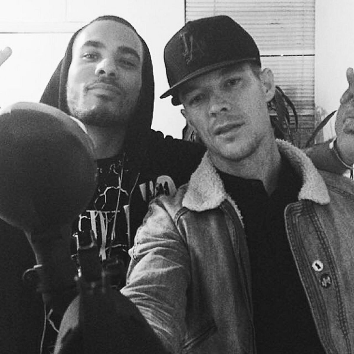 Diplo and Troyboi instagram