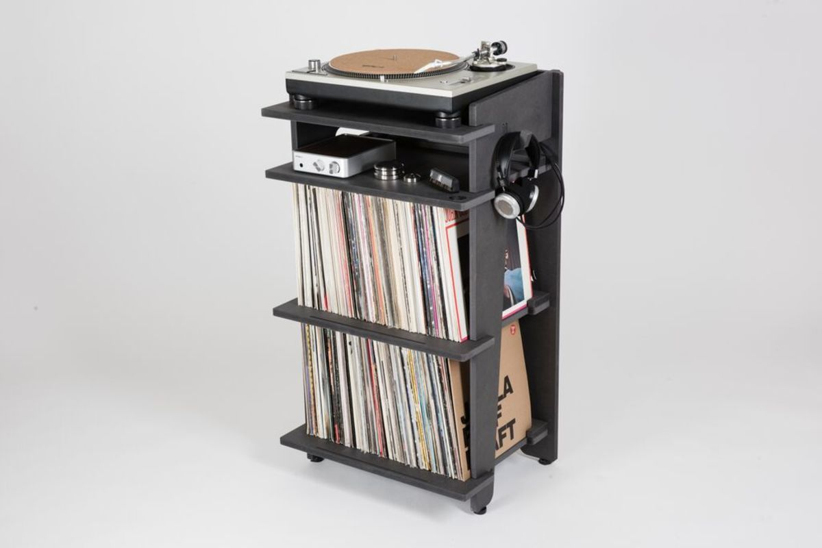 Turntable Station by Line Phono 3