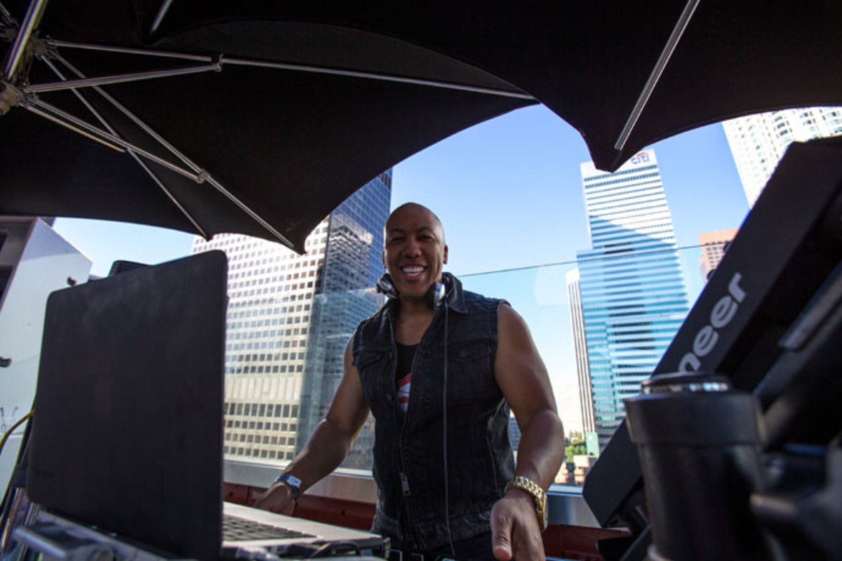 Magnetic Magazine Turns 4 In Style At The Standard Rooftop Downtown LA