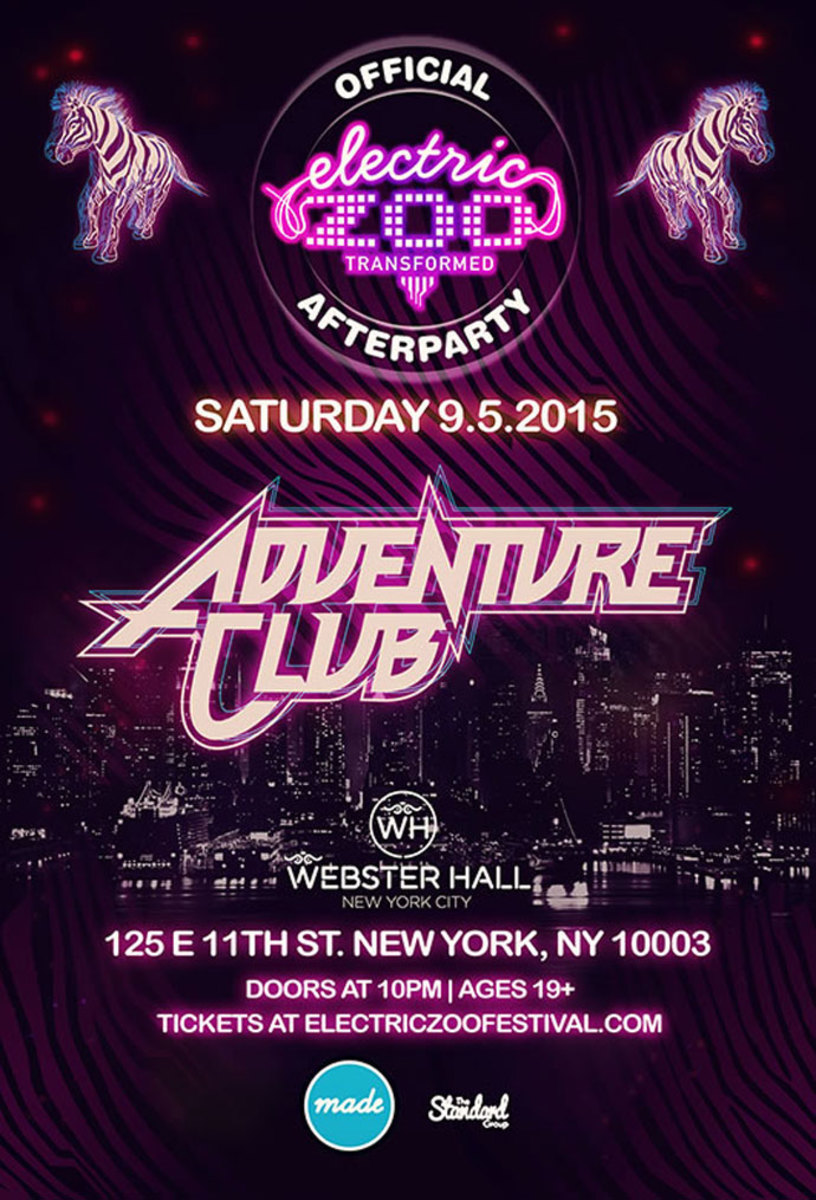 This Weekend At Webster Hall NYC The EZoo Afterparties With Mija & Adventure Club