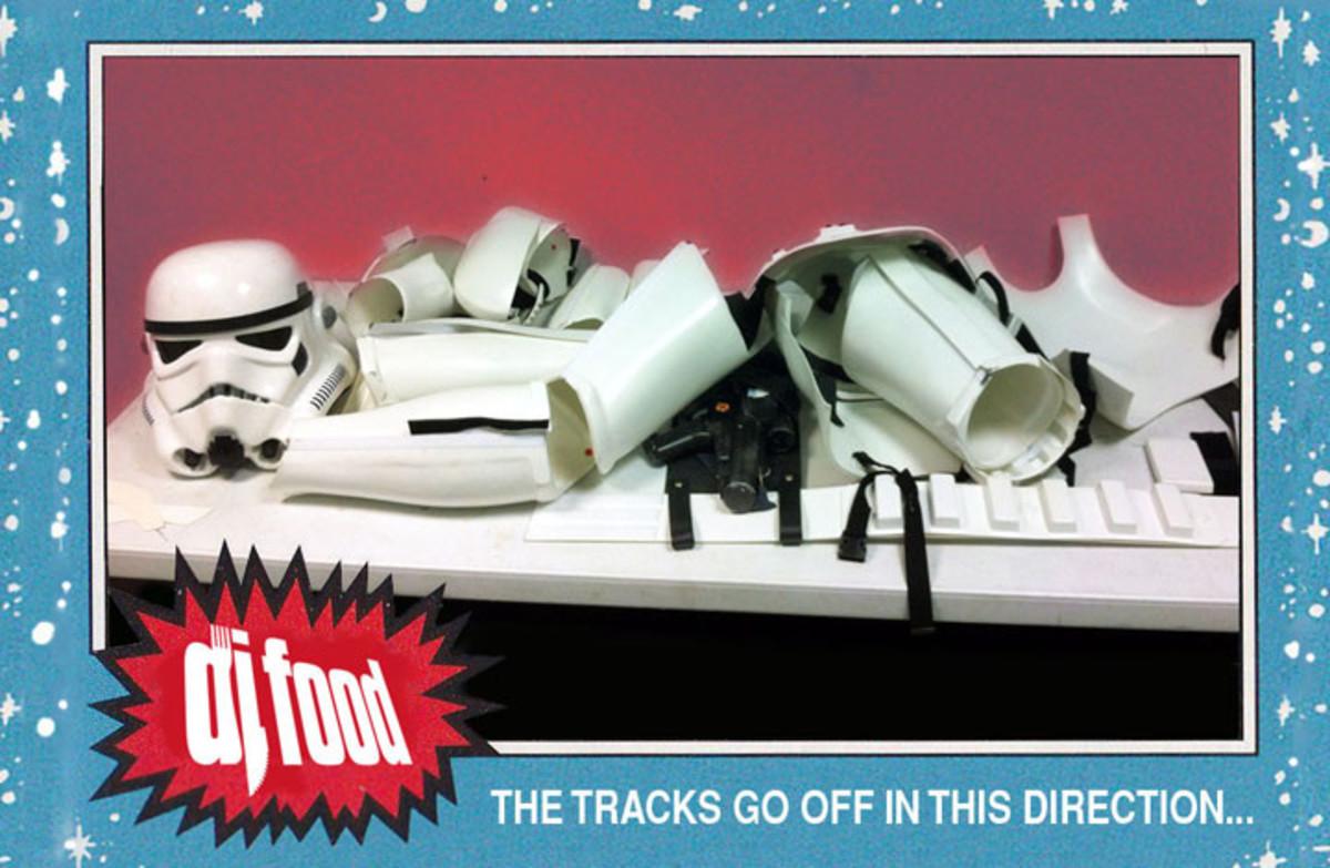 DJ Food Star Wars Mix