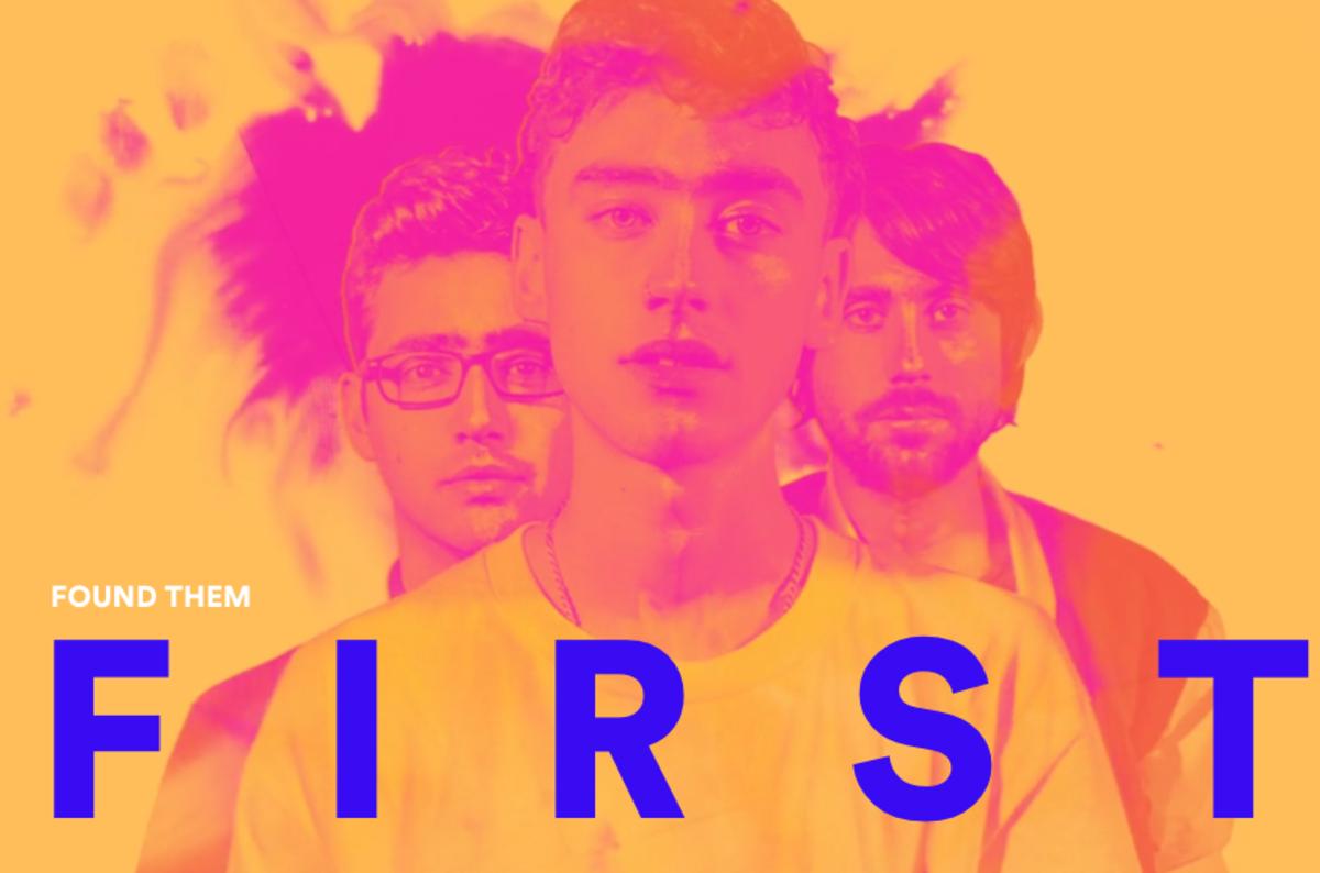 Spotify Found Them First