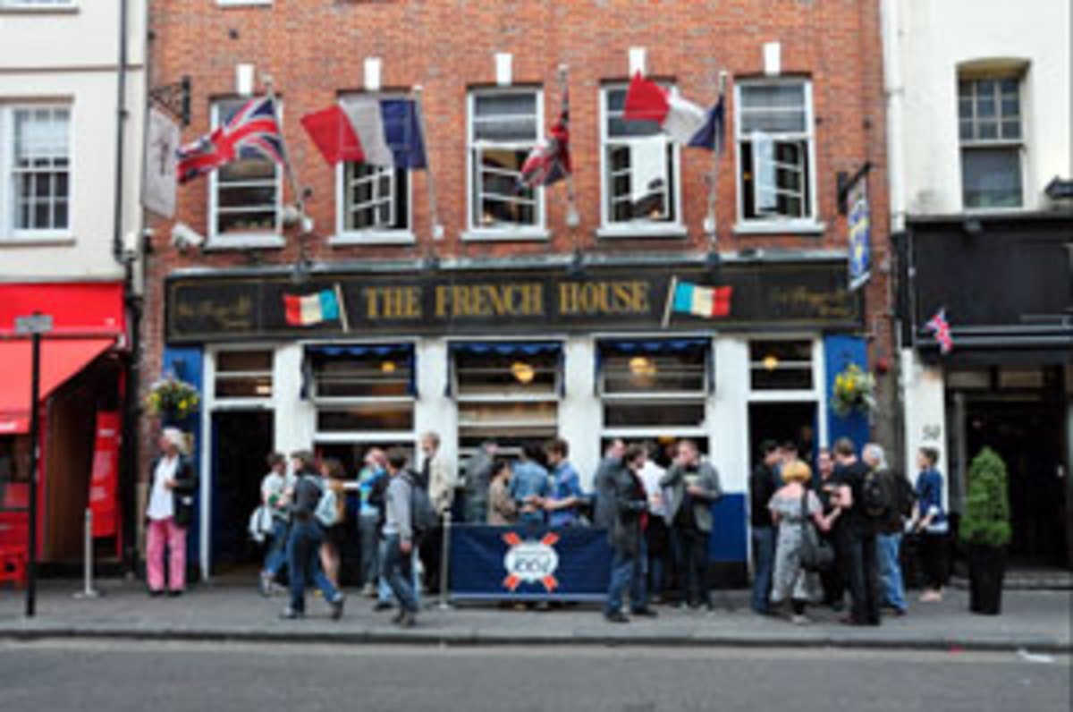 The-French-House-Pub