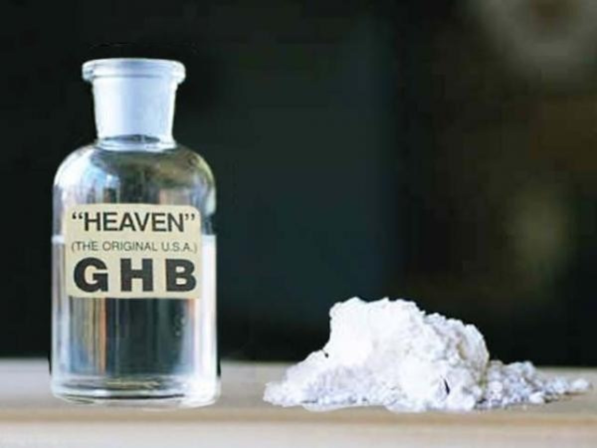 "GHB or ""Liquid Ecstasy"""