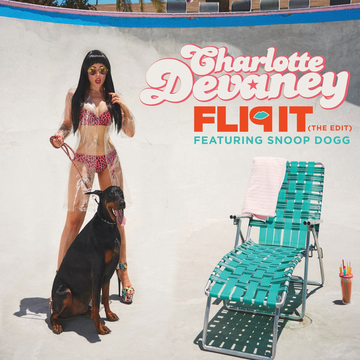 Magnetic Premiere Charlotte Devaney Flip It Feat Snoop Dogg