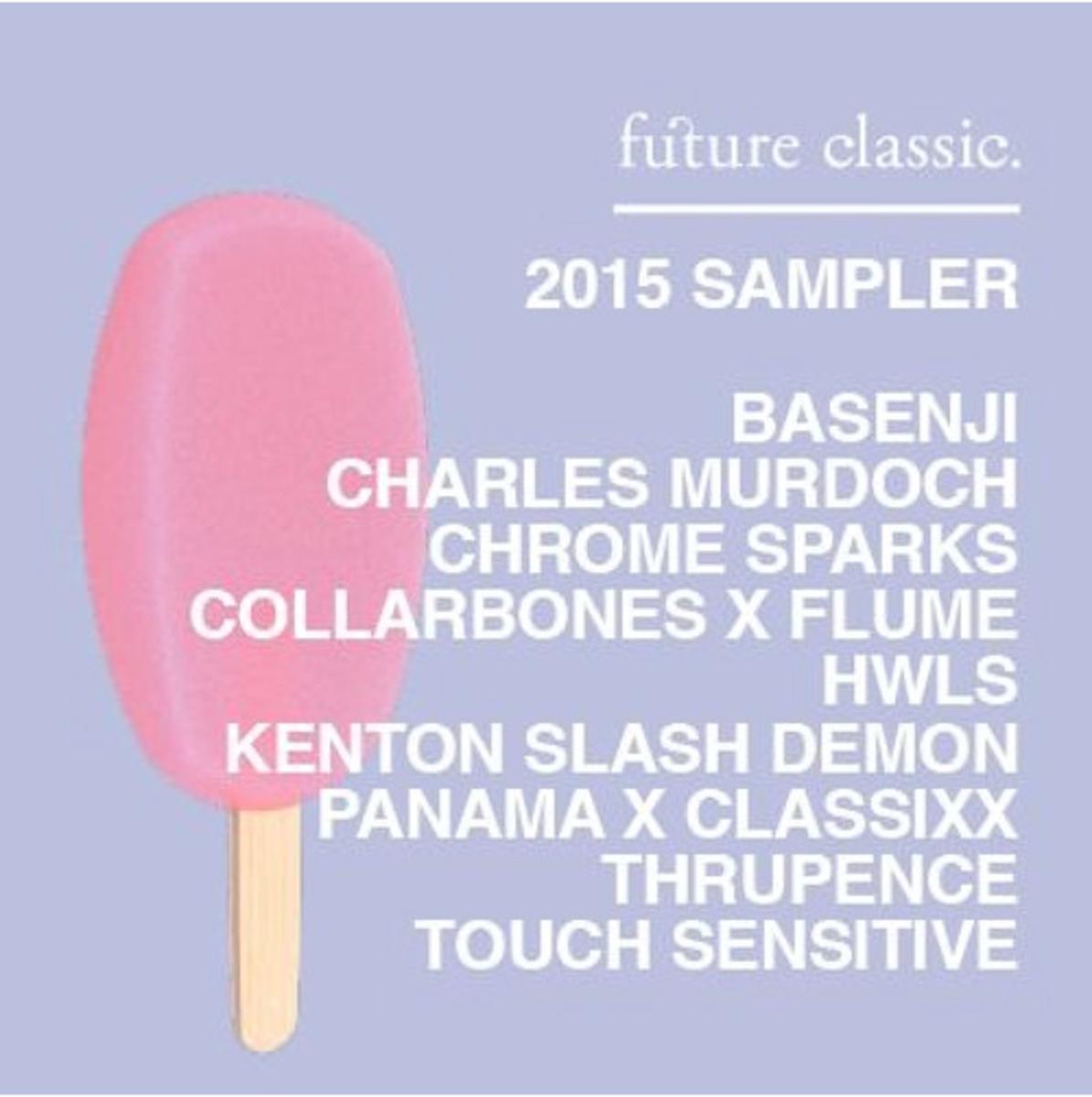 Future Classic Sampler 2015