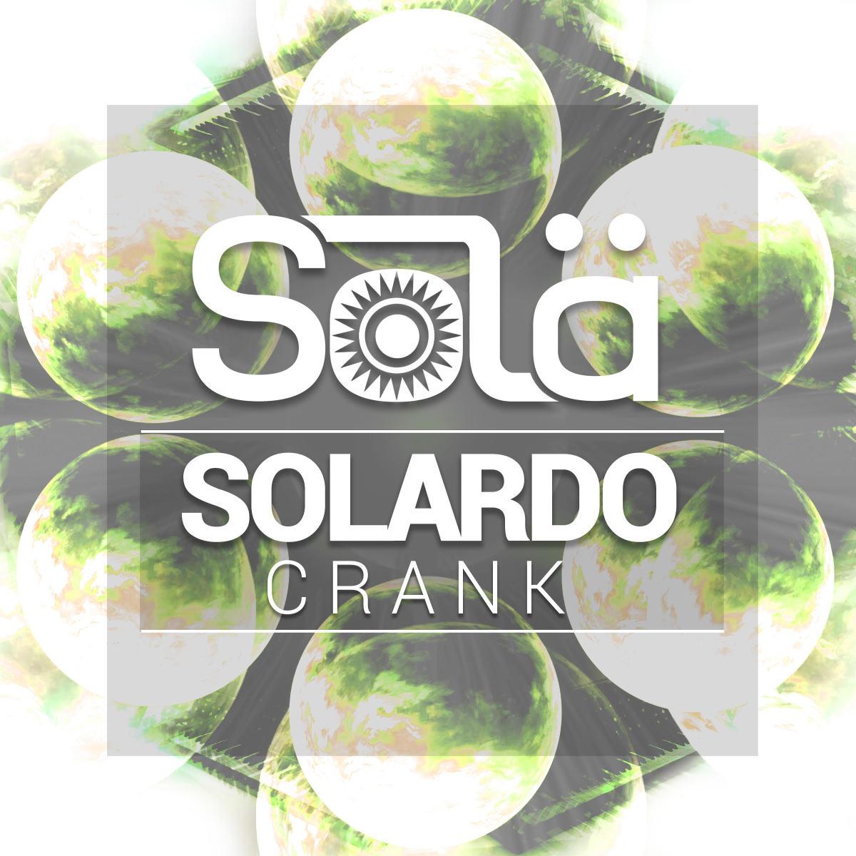 Solardo crank