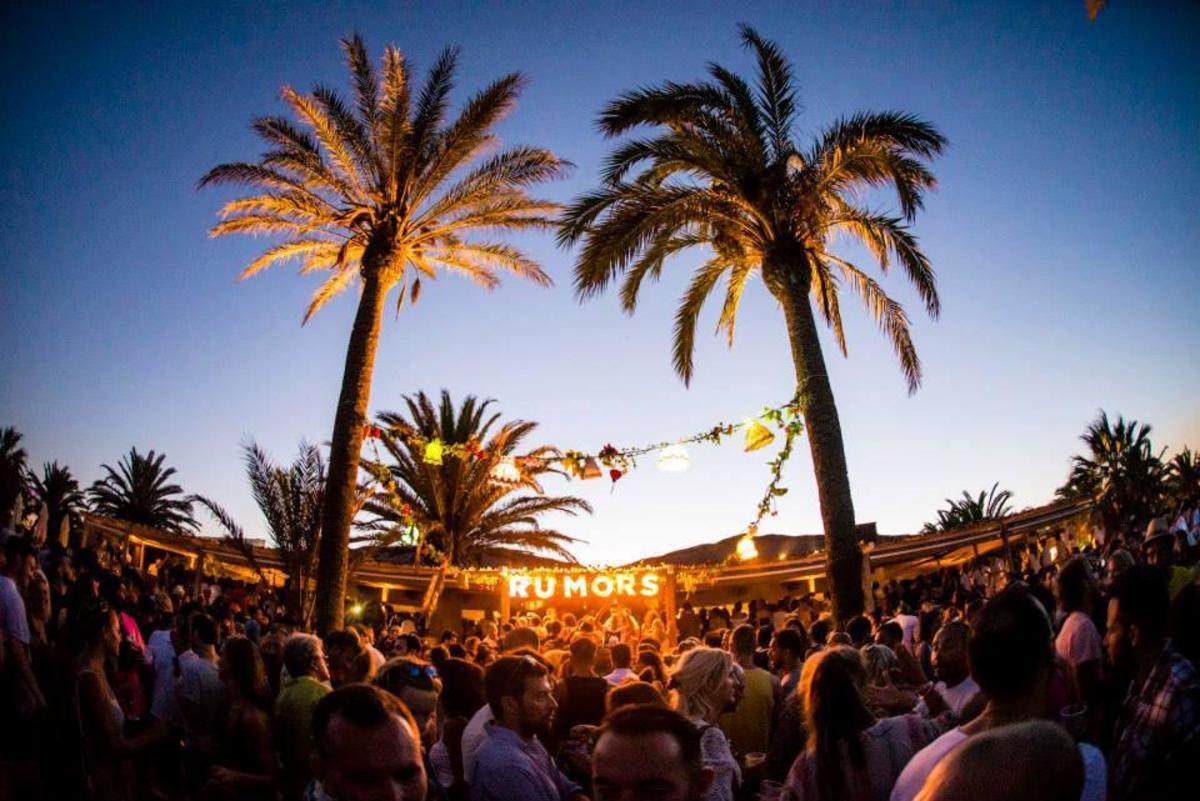 Guy Gerber RUMORS Ibiza