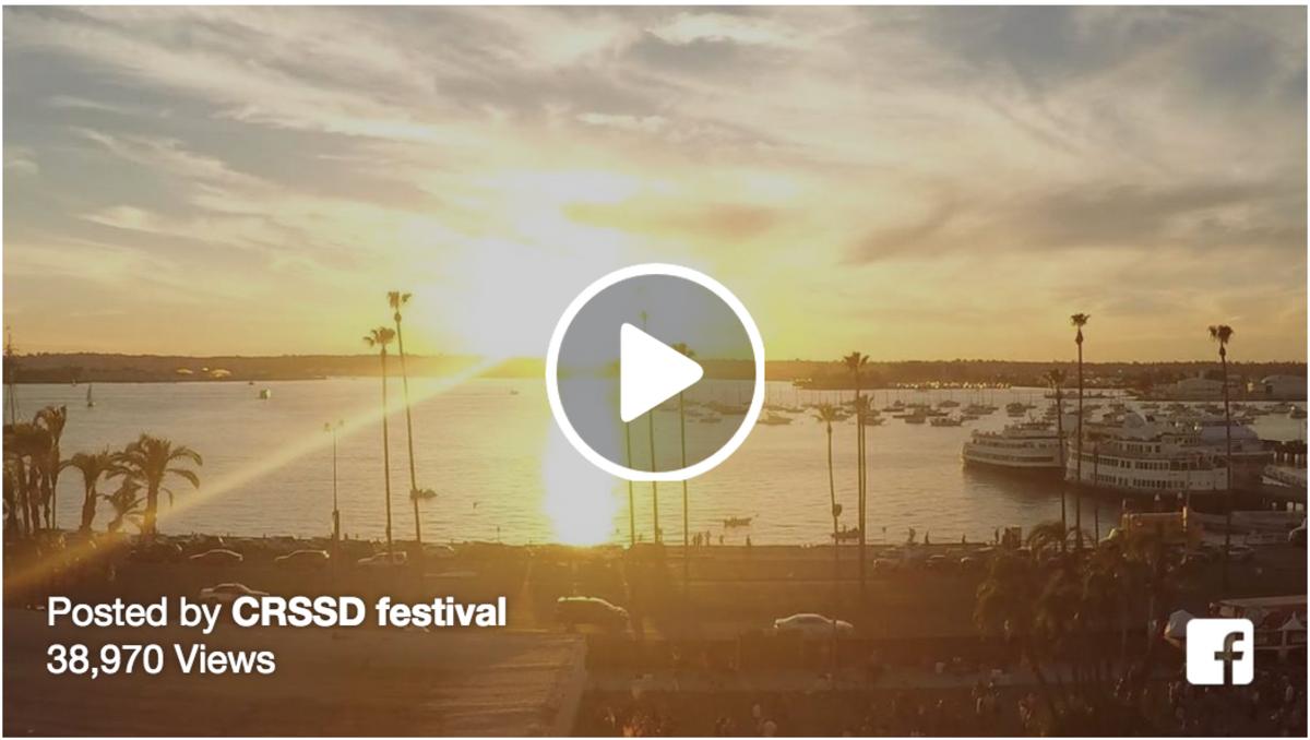 CRSSD Festival Video Image