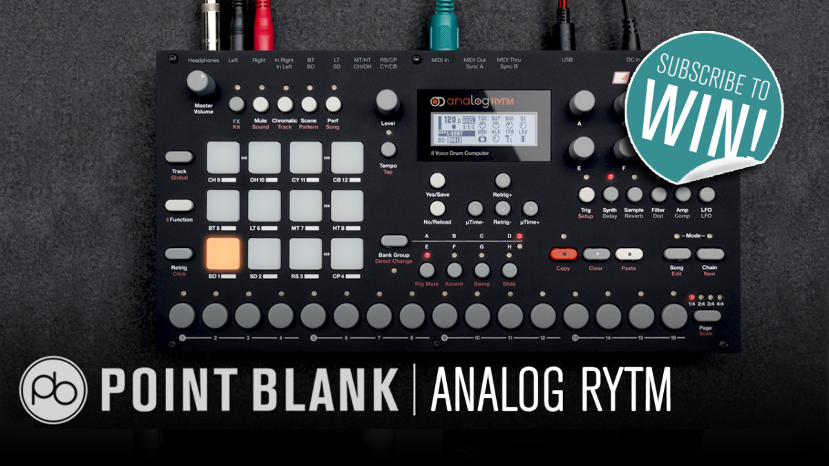 Point Blank Article Image Analog Rytm