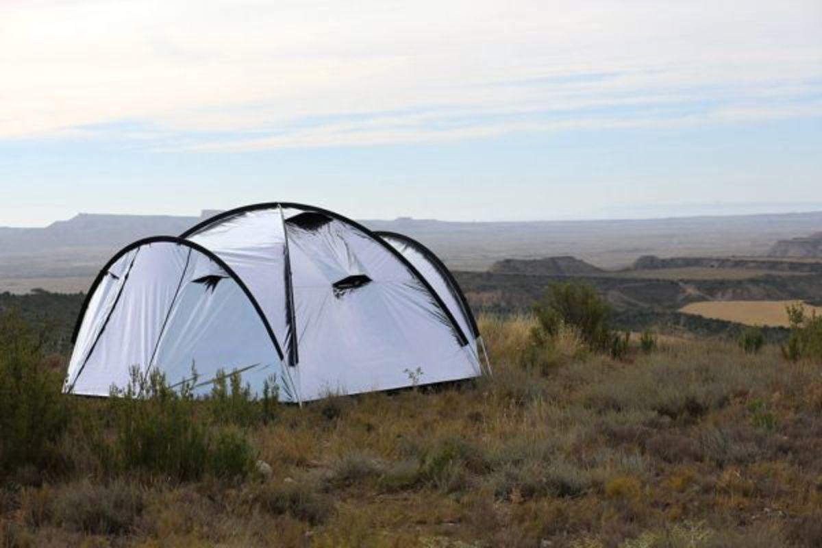 siesta 4 tent outback logic 2 & Festival Gear: Siesta 4 Tent Keeps Inside Cool Even In Summer ...