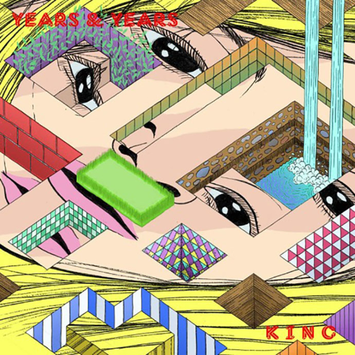 Years & Years - King (Milo Mills Remix)
