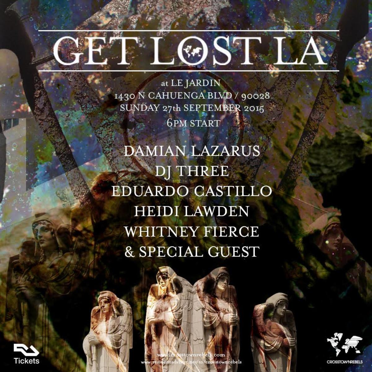 Get Lost LA 2015
