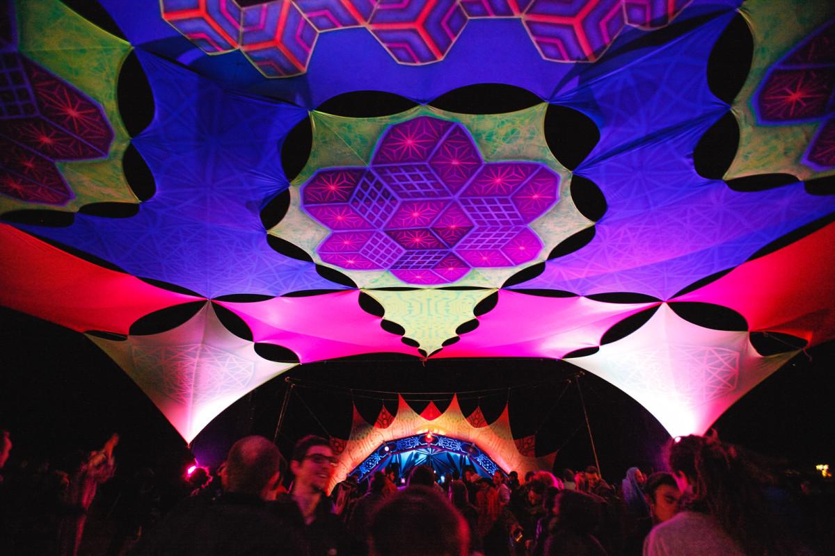 Transahara party image by Jesse Thompson