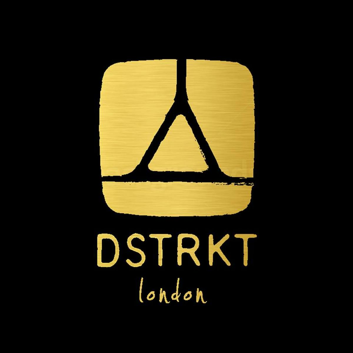 DSTRKT logo london